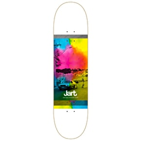 Jart Painting Skateboard Deck - 7.87