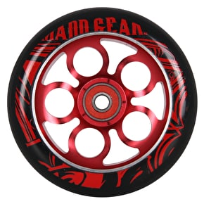 MGP Aero Scooter Wheel - Red/Black110mm