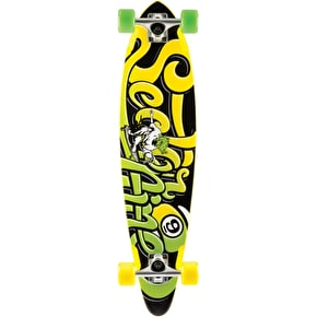 Sector 9 Swift Complete Longboard - Yellow 34.5