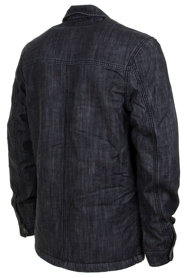 WeSC Eagle Jacket - Black Rinse | eBay