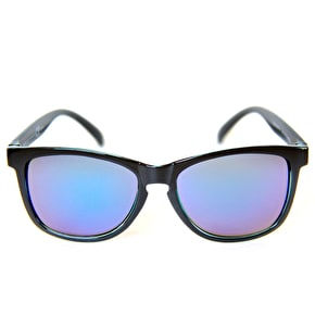 Happy Hour Figgy Sunglasses - Shocking Blues