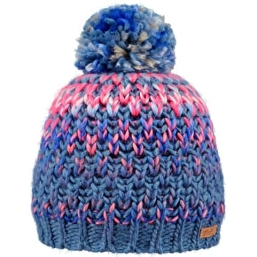 Barts Nicole Girls Beanie - Old Blue