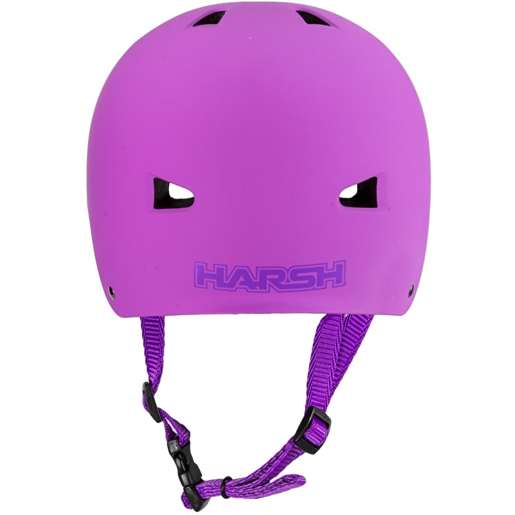 Harsh ABS Helmet - Pastel Pink