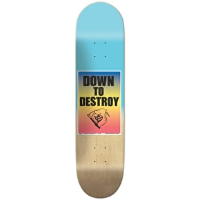 Chocolate Signs Of The Times Skateboard Deck - Berle 8