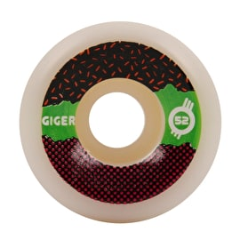 Force Radical Pro Giger Skateboard Wheels 52mm