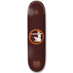 Drawing Boards Skateboards Latin Series Skateboard Deck - Artemis - 8.1