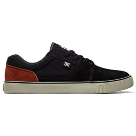 DC Tonik Skate Shoes - Black/Anthracite