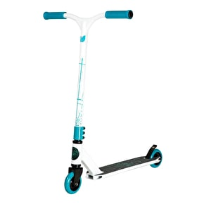 Blazer Pro Decay Series Shatter Complete Scooter - White/Mint