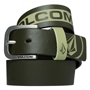 Volcom Lodge Belt - Teak