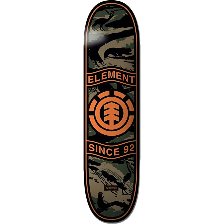 Element Wolfeboro Skateboard Deck - 8.0""