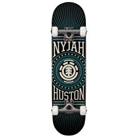 Element Dialed Complete Skateboard - Nyjah 7.75