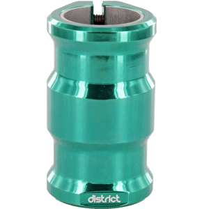 District SCS Clamp - Turquoise
