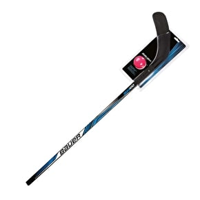 Bauer Street Stick & Ball Combo Left Handed