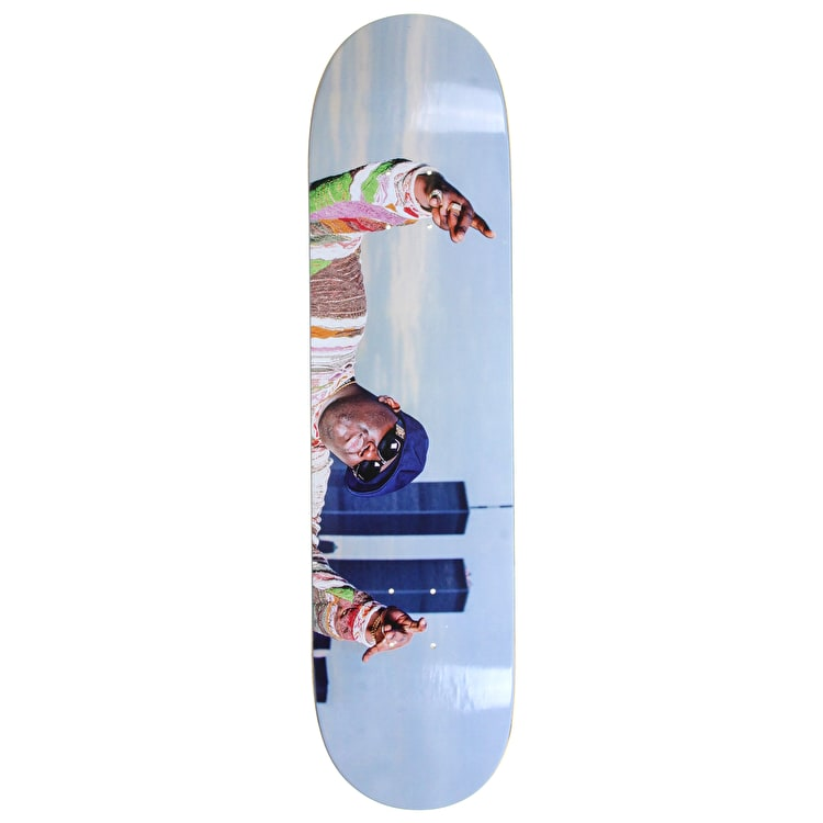 Primitive x Biggie  Twin Towers Skateboard Deck - 8.0""