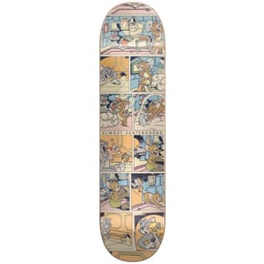 Almost Comic Strip Skateboard Deck - Facchini 8.125