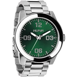 Nixon Corporal SS Watch - Green Sunray