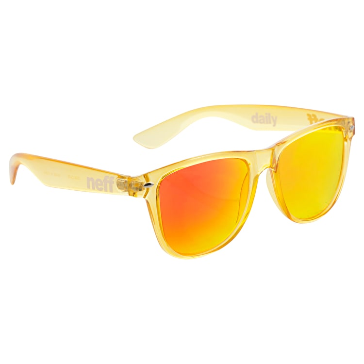 Neff Daily Ice Sunglasses - Lemon