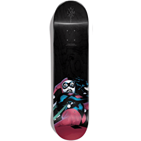 Almost x DC Suicide Squad R7 Skateboard Deck - Haslam 7.75