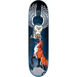 Santa Cruz Asta Rivalry Skateboard Deck - Blue 8