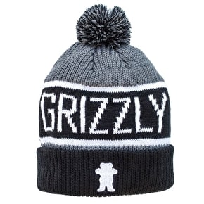 Grizzly Training Season Beanie - Black