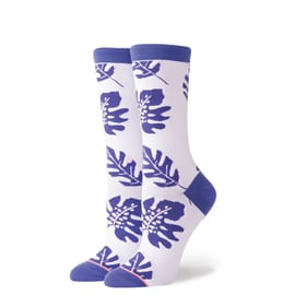 Stance Carmen Socks - White