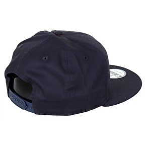New Era 9FIFTY NE Patched Tone Cap - Navy