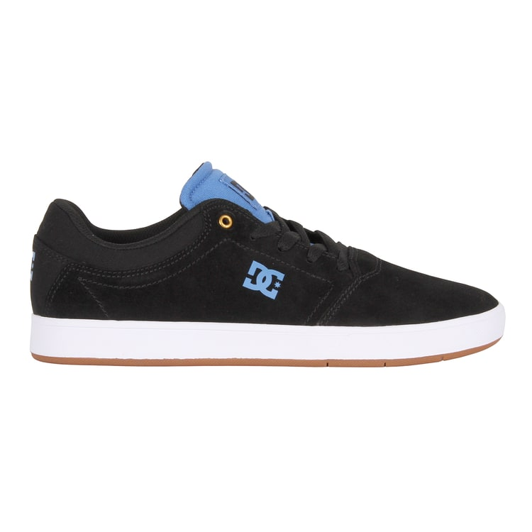 Crisis Suede Trainers - Black DC Footlocker Sale Online Free Shipping Affordable IPm0beeF2Q