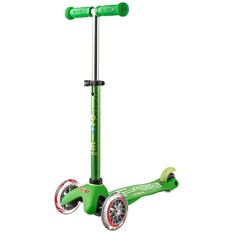 Mini Micro Deluxe Complete Scooter - Green