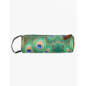Mi-Pac Peacock Pencil Case - Multi
