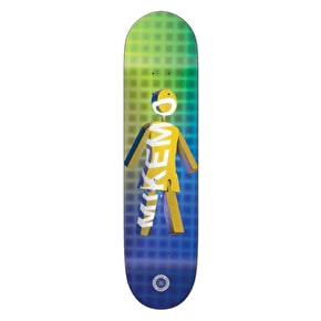 Girl Future Projections Skateboard Deck - Mike Mo 7.75