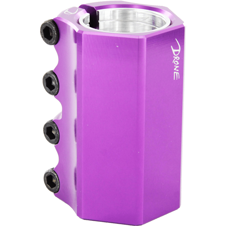 Drone Hive SCS V2 Clamp - Purple