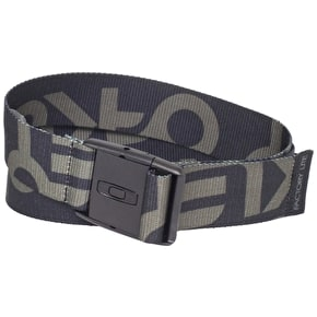 Oakley Factory Lite Belt Black