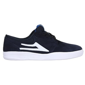 B-Stock Lakai Griffin XLK Skate Shoes - Navy Suede UK 10 (Box Damage)
