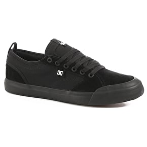 DC Evan Smith Skate Shoes - Black/Gum