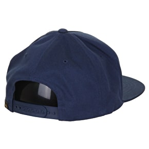 Emerica Triangle Snapback Cap - Navy