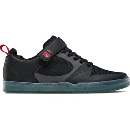 ES Accel Plus Ever Stitch Skate Shoes - Black/Blue