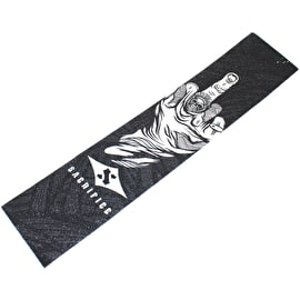 Sacrifice Grippy Scooter Grip Tape - Up Yours