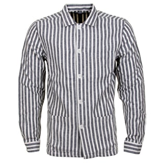 WeSC Orlando Long Sleeve Shirt - Off White