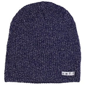 Neff Womens Daily Sparkle Beanie - Navy