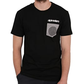 Alpinestars Pocket Spiral T Shirt - Black