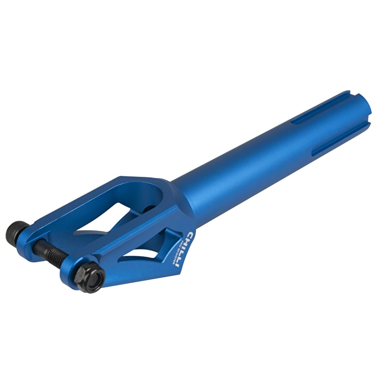 Chilli Pro SCS/Spider HIC Diamond Scooter Forks - Blue