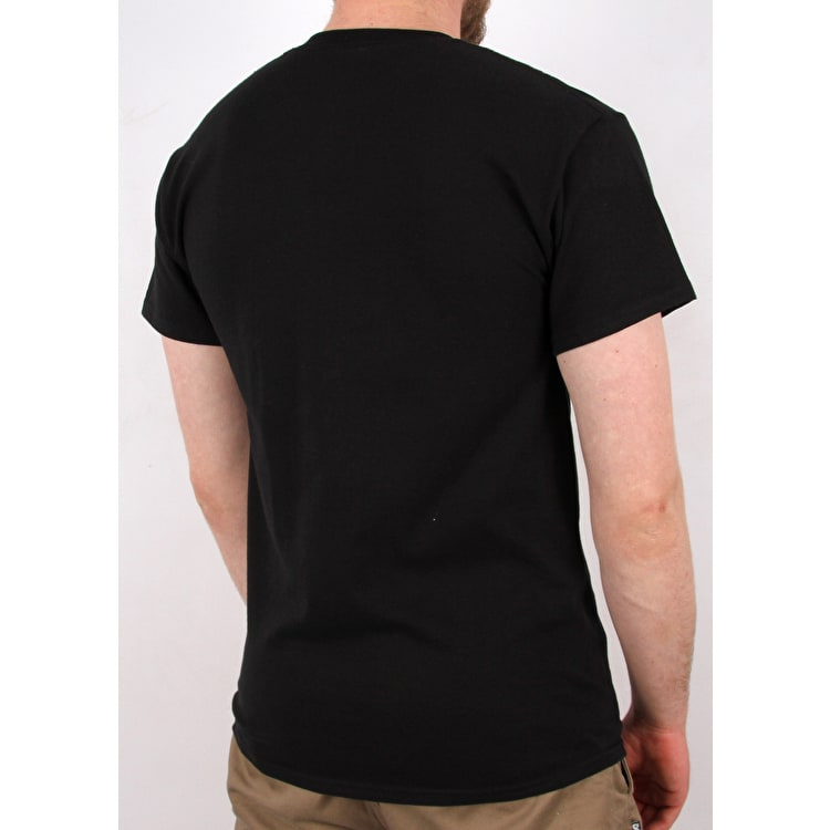 Thrasher Goddess T shirt - Black