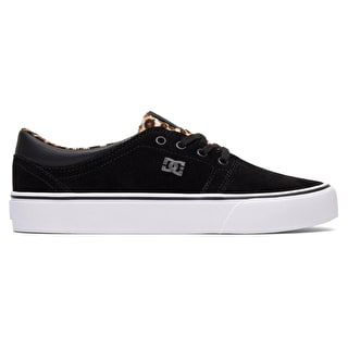 DC Trase SE Womens Skate Shoes - Animal