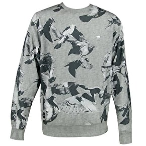 DGK Survival Crewneck - Grey