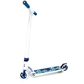 Sacrifice Flyte 115 Series Complete Scooter - White/Blue