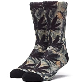 Huf Digi Camo Socks - Black