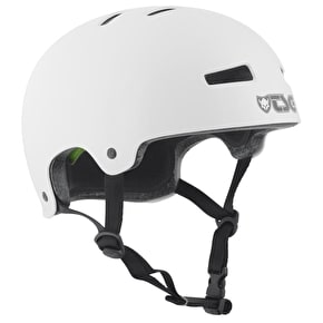 TSG Evolution Injection Helmet- White
