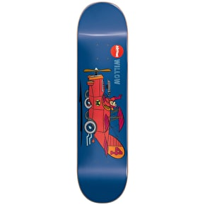 Almost Wacky Races Impact Light Skateboard Deck - Willow 8