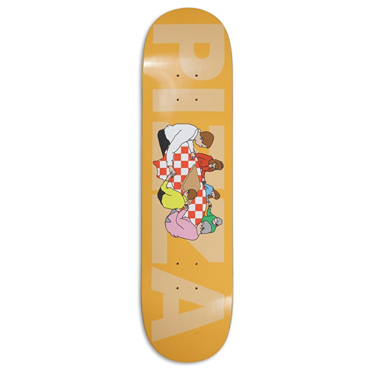 "Pizza Skateboards Grace Deck 8"" Skateboard Deck"