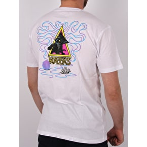 Santa Cruz Natas Small T-Shirt - White